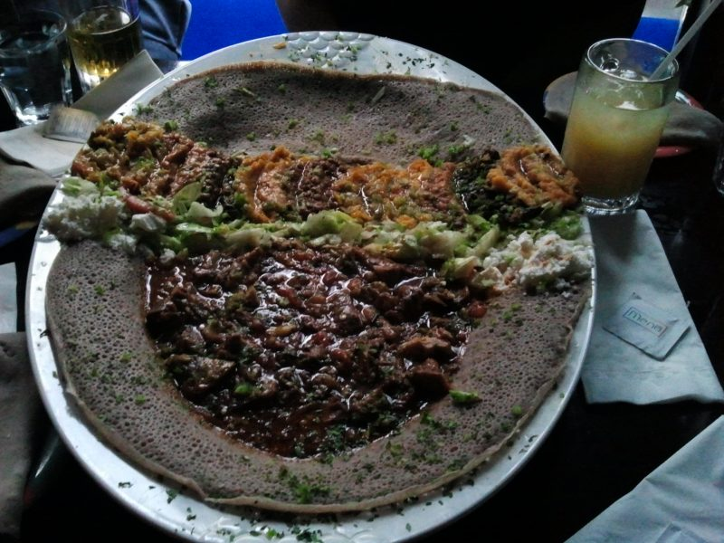 Nazareth Restaurant: Ethiopian Food That Will Win You Over