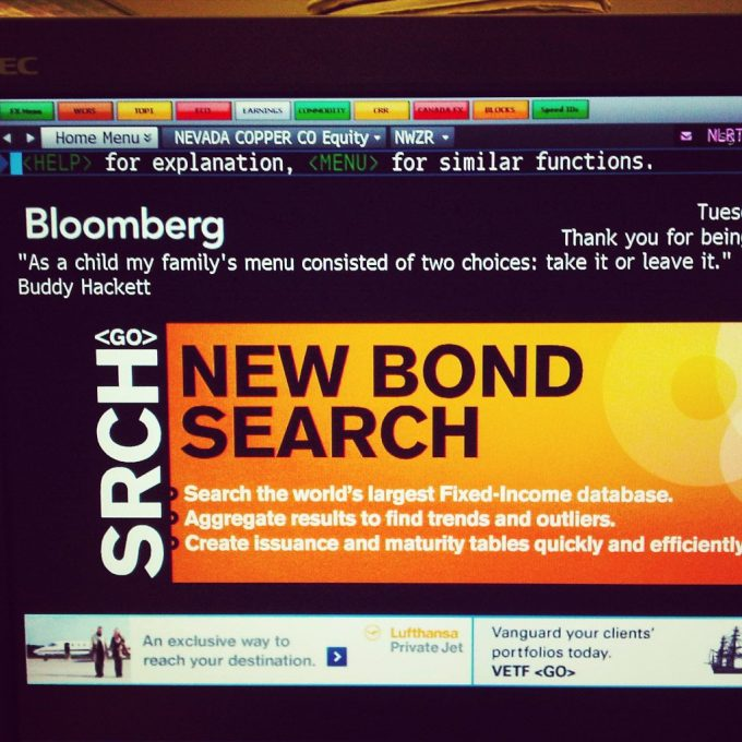 Tuesday's Bloomberg: Buddy Hackett