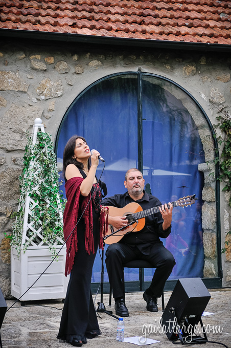 Cais de Fado 2014: Patrícia Costa at Taylor's Port Wine Cellars (Vila Nova de Gaia, Portugal)