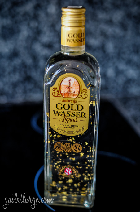 Goldwasser from Gdansk, Poland