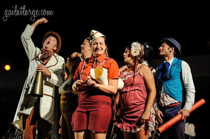 Sobre Rodas @ Festival Internacional de Teatro Cómico da Maia, Portugal (2)