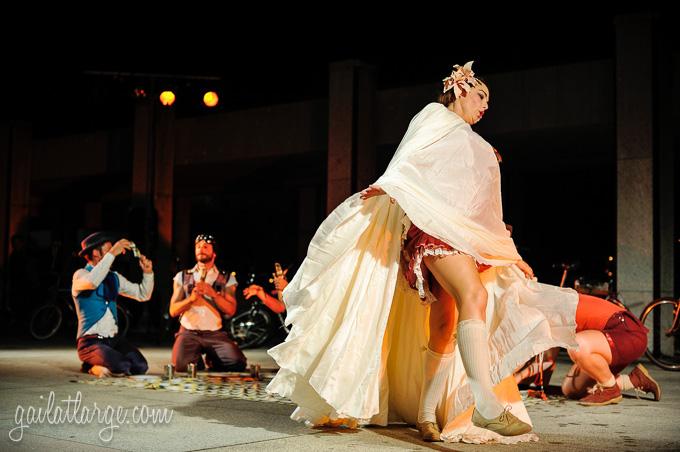 Sobre Rodas @ Festival Internacional de Teatro Cómico da Maia, Portugal (1)