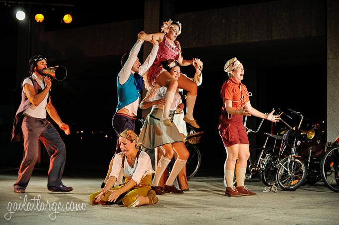 Sobre Rodas @ Festival Internacional de Teatro Cómico da Maia, Portugal (4)
