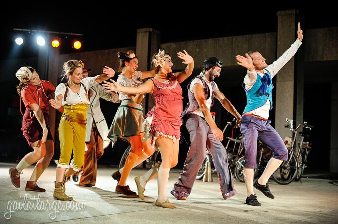 Sobre Rodas @ Festival Internacional de Teatro Cómico da Maia, Portugal (5)