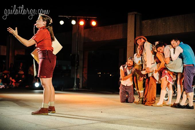 Sobre Rodas @ Festival Internacional de Teatro Cómico da Maia, Portugal (6)