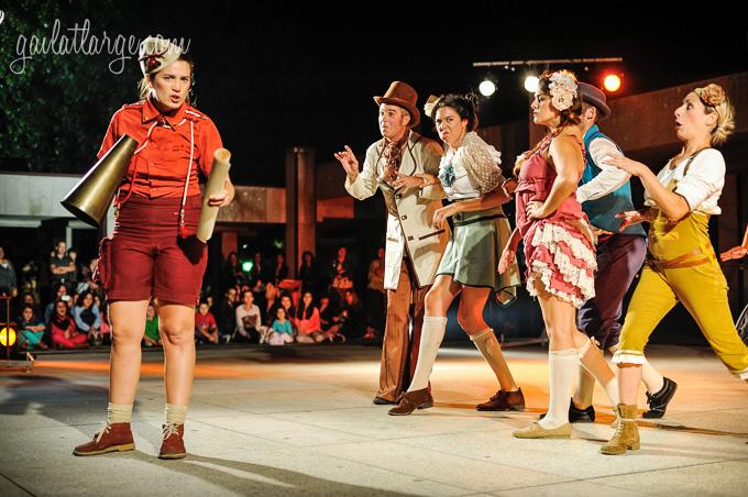 Sobre Rodas @ Festival Internacional de Teatro Cómico da Maia, Portugal (9)
