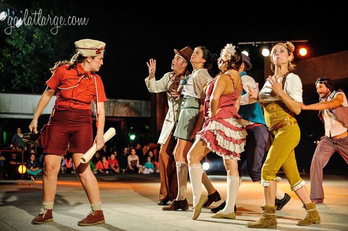 Sobre Rodas @ Festival Internacional de Teatro Cómico da Maia, Portugal (10)