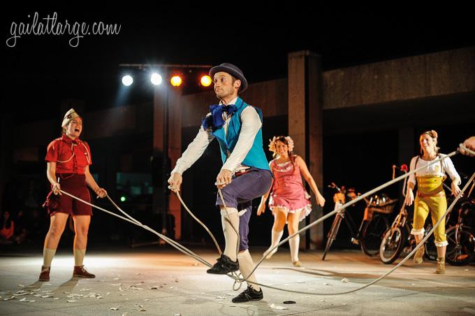 Sobre Rodas @ Festival Internacional de Teatro Cómico da Maia, Portugal (16)