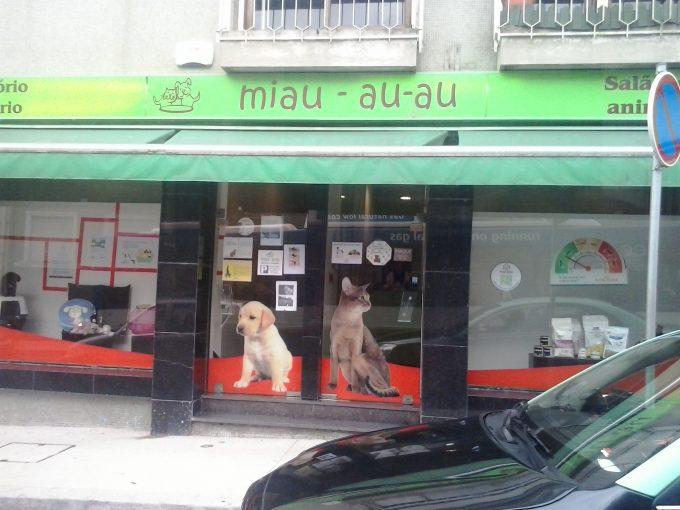 Miau-Au-Au vet clinic (Porto, Portugal)
