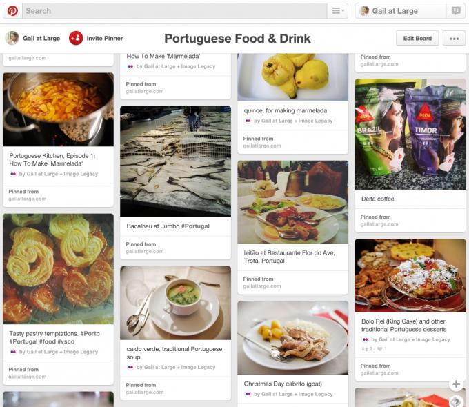 Portuguese Food & Drink board on Pinterest