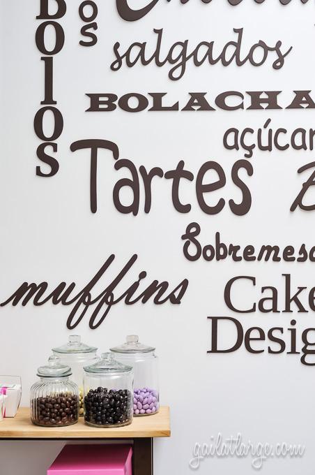 cake designer Marta Queiroz at Mercado de Matosinhos