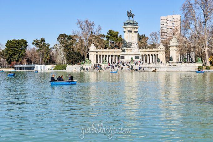 El Estanque, Parque del Buen Retiro (Madrid, Spain) (6)