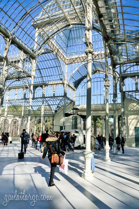 Palacio de Cristal, Parque del Buen Retiro (Madrid, Spain) (8)