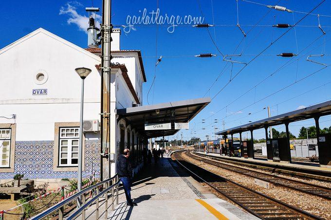 Ovar Railway Station, Portugal (1)