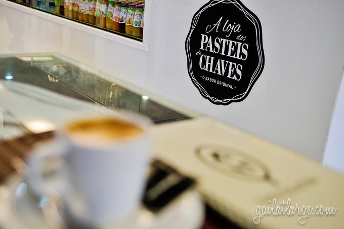 Pasteis de Chaves, Porto