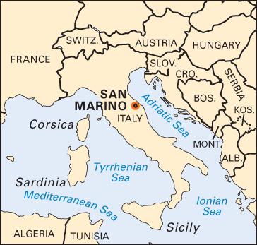 Malta And San Marino Gail At Large