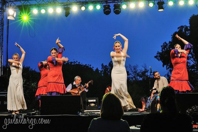flamenco fusion at Ghanafest in Malta (11)