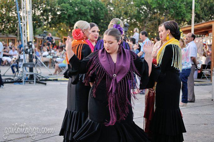 flamenco fusion at Ghanafest in Malta (2)