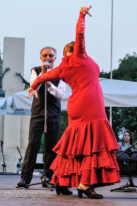 flamenco fusion at Ghanafest in Malta (8)