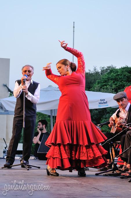 flamenco fusion at Ghanafest in Malta (9)