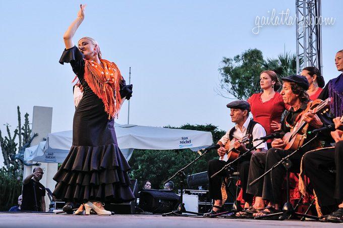 flamenco fusion at Ghanafest in Malta (4)