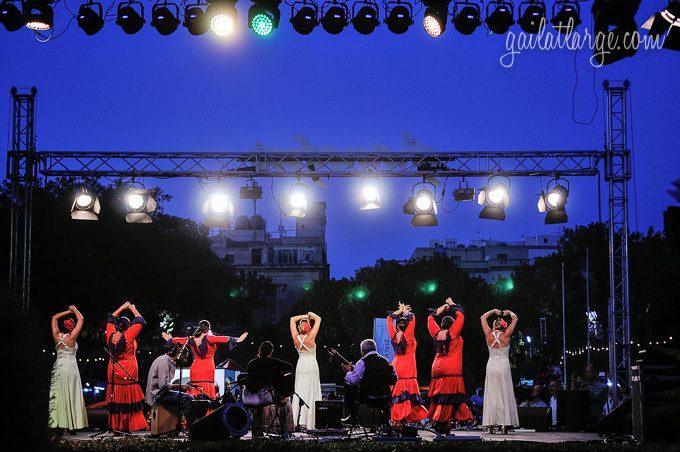 flamenco fusion at Ghanafest in Malta (1)