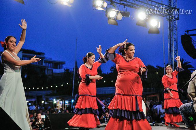 flamenco fusion at Ghanafest in Malta (12)