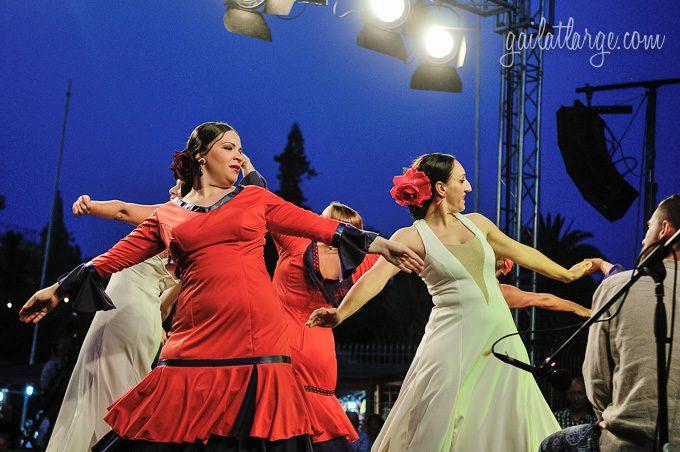 flamenco fusion at Ghanafest in Malta (13)