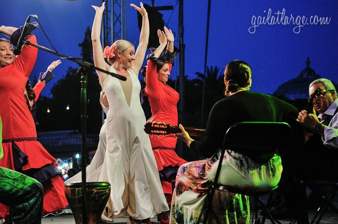 flamenco fusion at Ghanafest in Malta (14)