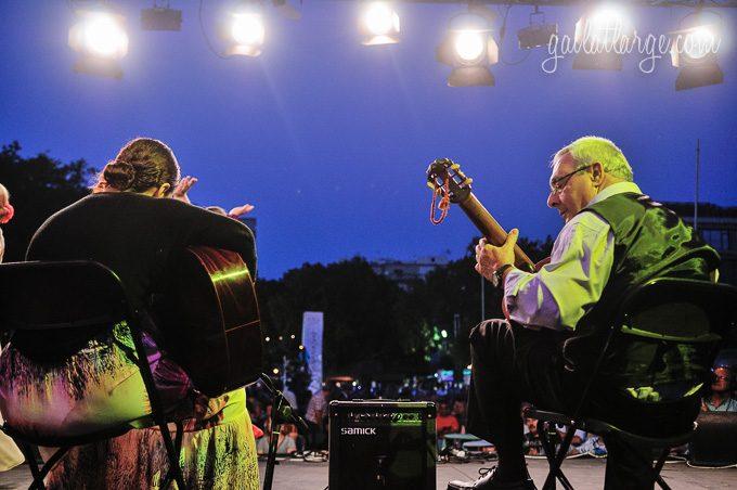 flamenco fusion at Ghanafest in Malta (15)