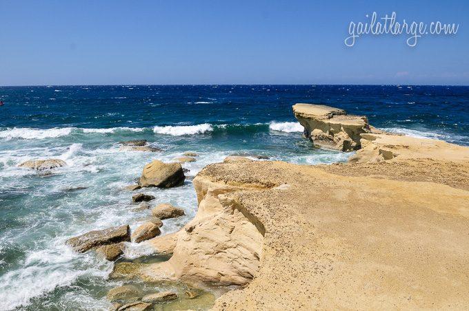 Marsalforn, Malta