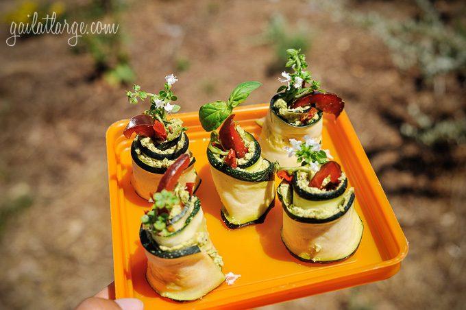 Zucchini Rolls, by Cruioso (3)