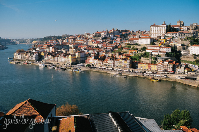 Porto, from Vila Nova de Gaia