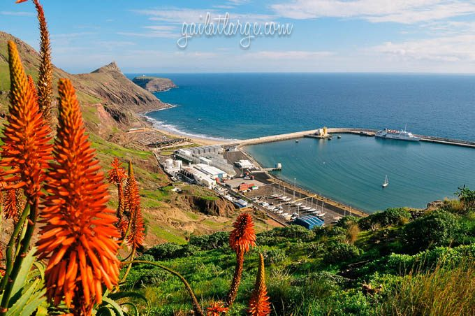 Postcards From Porto Santo • GAIL AT LARGE